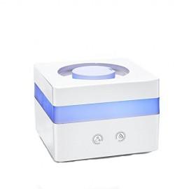 Umidificator Difuzor Aromaterapie Ultrasunete Visoli VS-12A - Culoare Alba