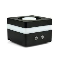 Umidificator Difuzor Aromaterapie Ultrasunete Visoli VS-12B - Culoare Neagra