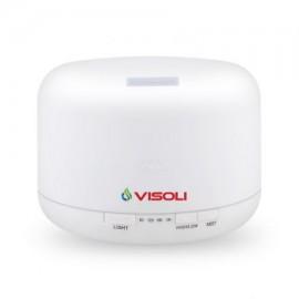 Umidificator De Camera Difuzor Aromaterapie Visoli VS-1000 - Difuzor de Arome - Rezervor 1L - 9 Culori LED