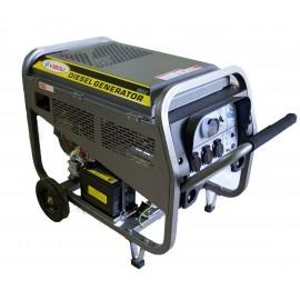 Generator Curent Electric Visoli LDG-6500E 6.5 KVA Motorina Portabil