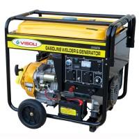 Generator de Sudura/Curent Benzina Visoli LTW200ARE Monofazat